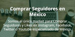 Comprar Seguidores en México