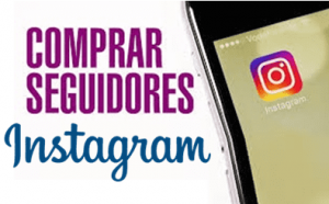 Comprar followers Instagram