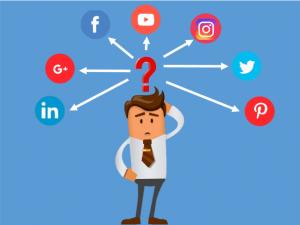 como elegir la red social adecuada