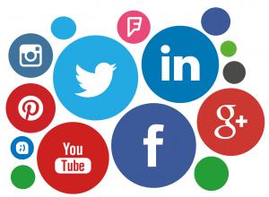 redes sociales mas populares